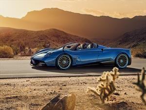 Así es el Pagani Huayra Roadster