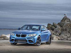 BMW M2 Coupé 2017 llega a México desde $1,099,900 pesos