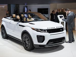 Range Rover Evoque Convertible, en Colombia desde 80.000 dólares