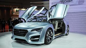 Subaru sorprendió en el Tokio Motor Show 2011