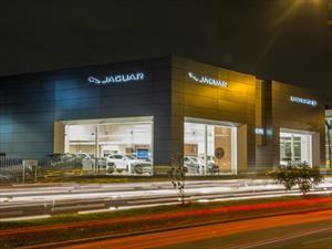 Jaguar Land Rover abre su segundo concesionario en Bogotá