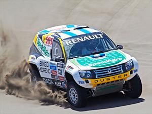 RenaultDusterTeam ya está listo para el Rally Dakar 2013
