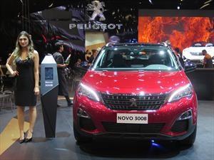 Peugeot 3008 se muestra en San Pablo y se confirma su llegada a la Argentina