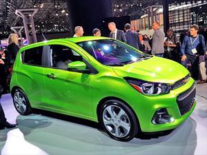 Chevrolet Spark 2016: Nace la nueva generación