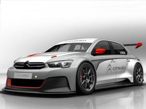 Citroën revela el C-Elysée de Loeb para el WTCC