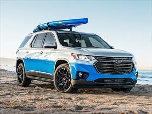 Chevrolet Traverse SUP Concept debuta