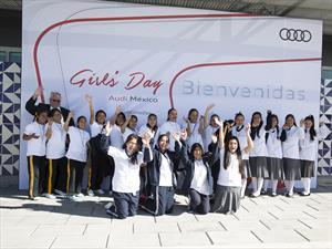 Audi Girls' Day, un día sólo para mujeres en la planta de San José Chiapa