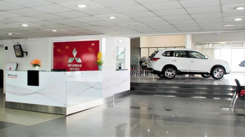 Mitsubishi reabre vitrinas y talleres en Colombia