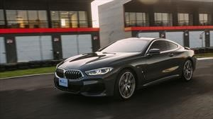 Prueba de manejo del BMW Serie 8 2019 desde México