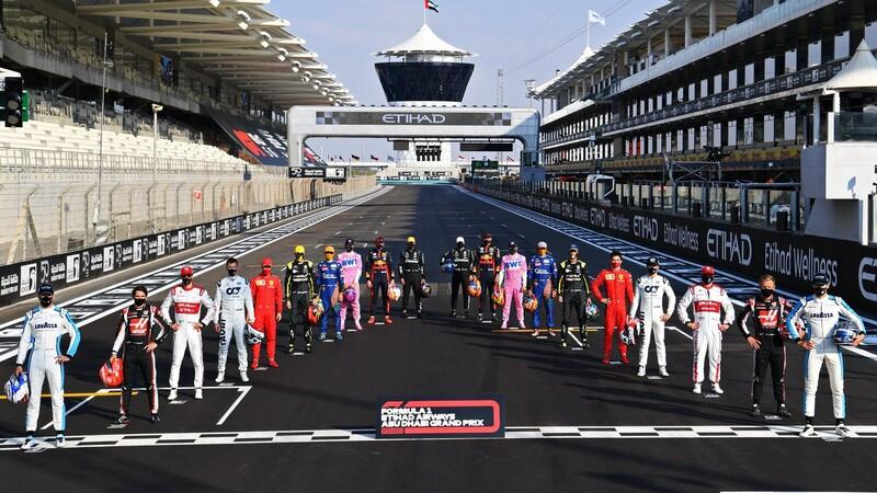 F1 2021: ¿cuál es la estatura de los pilotos en la temporada que se avecina?