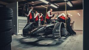 Porsche prepara su llegada a la Fórmula E