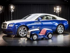 El SRH Rolls-Royce, un auto para ayudar a los niños en el Hospital