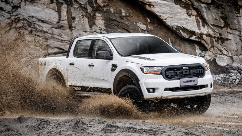 Ford Ranger Storm, para completar la gama de la pick-up