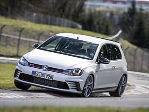 Volkswagen Golf GTI Clubsport S, el nuevo rey de Nürburgring