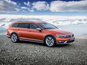 Volkswagen Passat Alltrack, listo para la aventura
