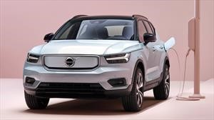 Volvo XC40 Recharge 2020 debuta