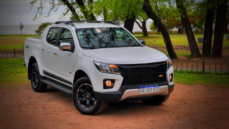 Chevrolet S10 2021 se lanza en Argentina y ya la probamos