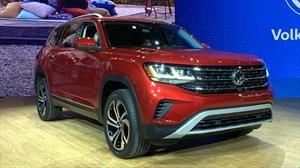 Volkswagen Teramont 2021 aparece con un diseño más agresivo y mayor equipamiento