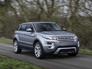 Land Rover Range Rover Evoque cumple 5 años