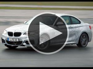 Campeón de drifting reta al BMW M235i autónomo