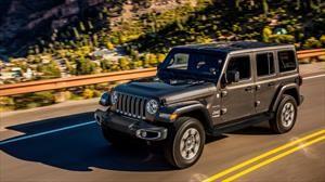 Jeep Wrangler Mild-Hybrid 2020 se presenta