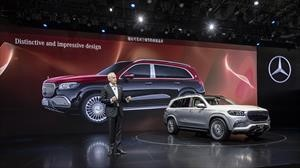 Mercedes-Maybach GLS, la opulencia en su máxima expresión