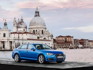 Exclusivo manejamos el nuevo Audi A4 en Italia