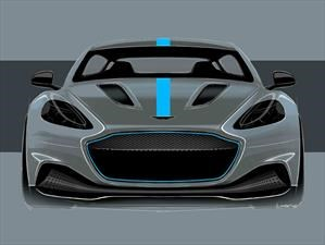 El Rapide eléctrico ya tiene luz verde de Aston Martin