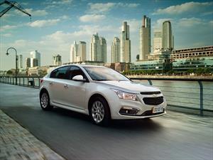 Chevrolet Cruze supera las 3.5 millones de unidades producidas