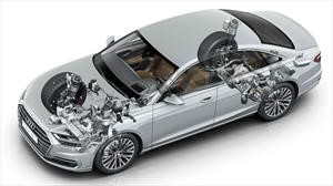 Audi A8 2020 se presenta