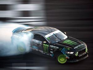 Video: Ford Mustang RTR con 900 hp derrocha talento