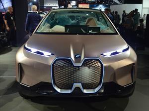 BMW Vision iNext, proyección lujosa de la movilidad bávara