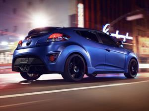 Hyundai Veloster Rally Edition, sólo 12.000 unidades
