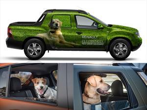 Renault lanzó su campaña Pet Friendly