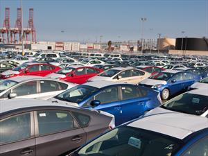 Toyota fue el mayor fabricante de carros de 2015