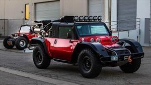 Scuderia Cameron Glickenhaus crea un buggy con un poder y desempeño off-road superior