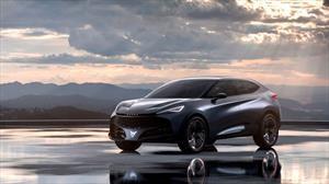 CUPRA Tavascan Concept anticipa un SUV coupé eléctrico