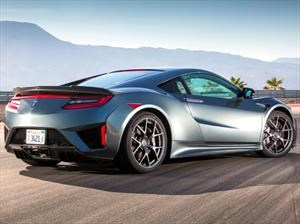 Acura NSX es el Luxury Green Car of the Year 2107