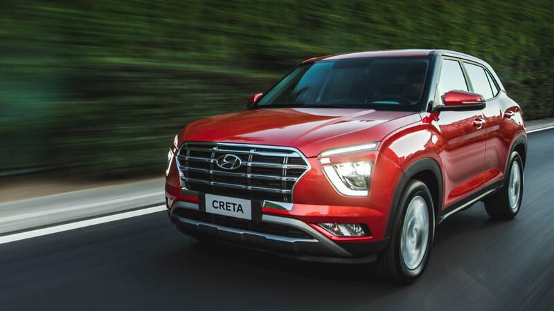 Hyundai lanza en Chile la nueva generación del Creta
