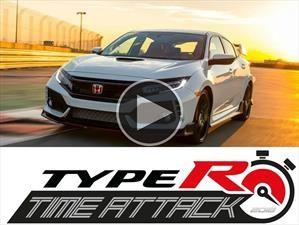 Video: Civic Type R Time Attack, el desafío de Honda para su hot hatch