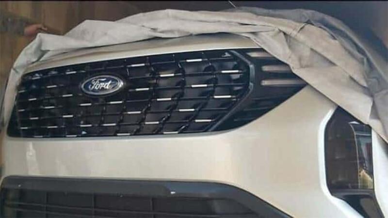 Ford EcoSport, se avecina la próxima generación