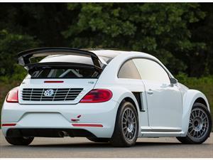 Volkswagen Beetle GRC, el rally le sienta bien
