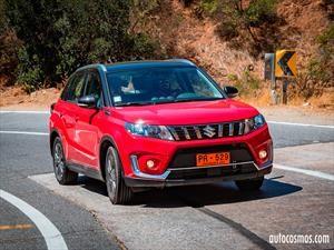 Suzuki Vitara 2019, con la energía intacta tras 30 años