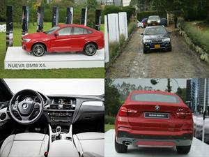 La BMW X4 fue presentada en Colombia