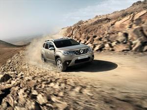 Renault Duster 2019 se presenta