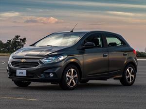 Chevrolet Onix automático a prueba