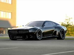 Pontiac Firebird TT Concept para los amantes del modelo setentero