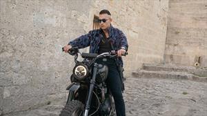 Triumph acompañará a James Bond en su última entrega de la década