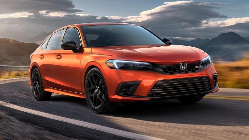 Honda Civic Si 2022, el sedán deportivo con 200 hp y transmisión manual