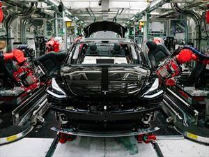 Tesla hará menos Model S y X para fabricar el Model 3